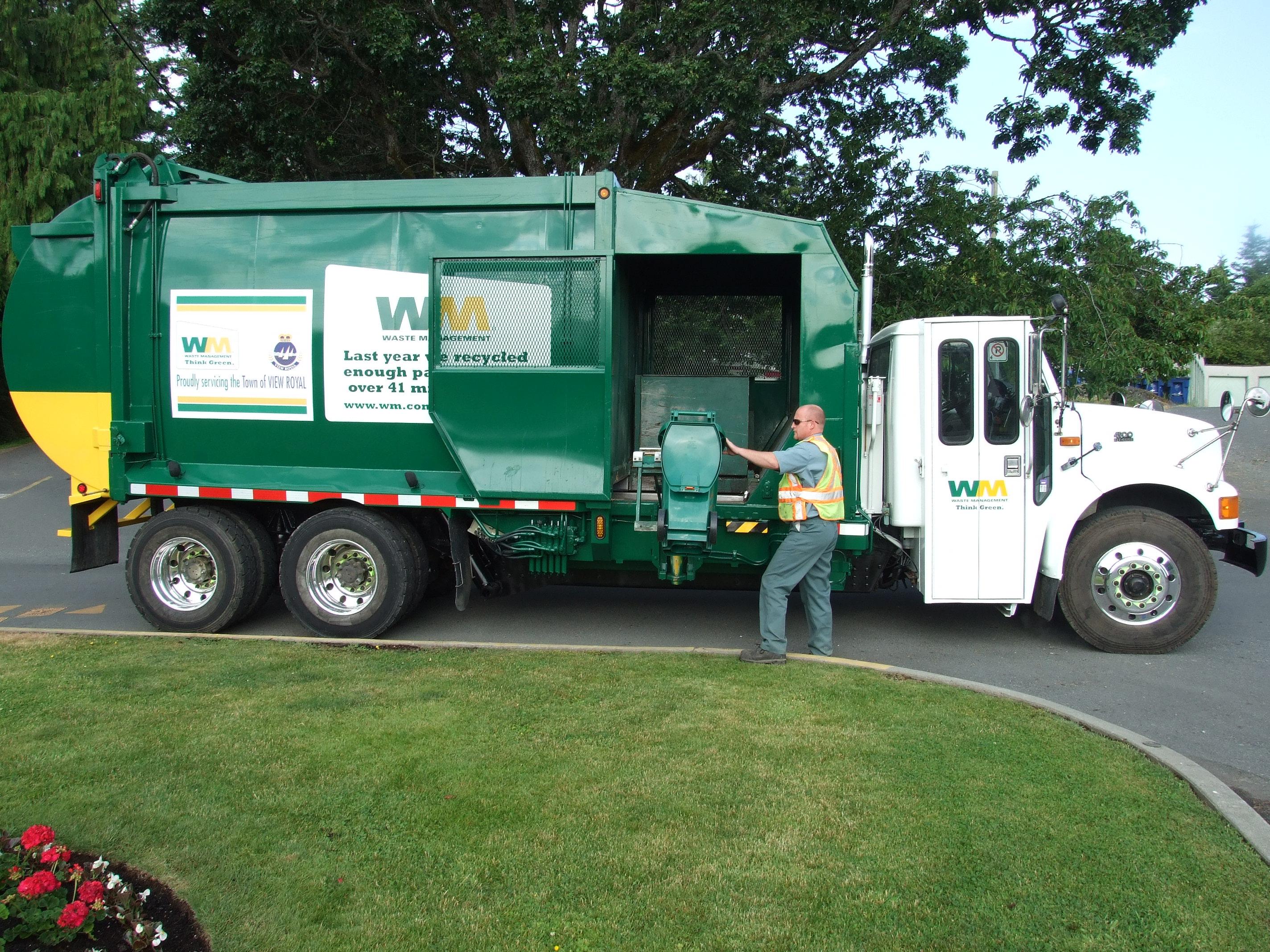 View Royal - Garbage & Recycling Disposal
